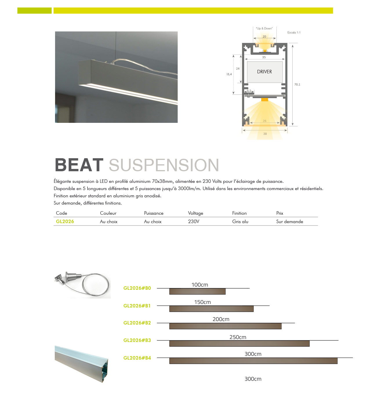 beat-suspension